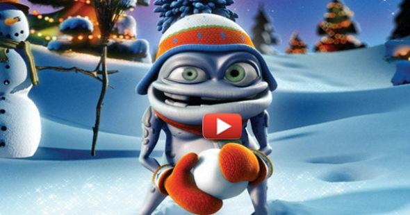 Crazy frog – Рождественская песня