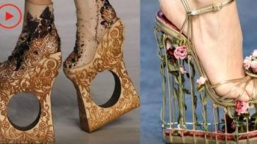 самая безумная обувь в мире
