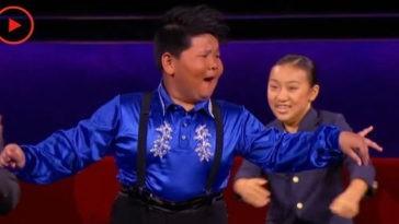 китайский танцор-пышка