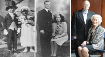 25 фотографий счастливых пар, которые заставляют поверить в вечную любовь.